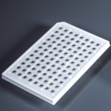 200ul 96-hole PCR plate semi-skirt